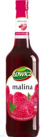 Syrop malinowy Łowicz, 440ml