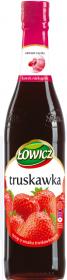 Syrop truskawkowy Łowicz, 440ml