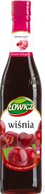 Syrop wiśniowy Łowicz, 440ml