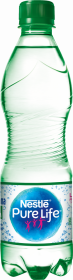 Woda gazowana Nestle Pure Life, 0.5l