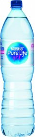 Woda niegazowana Nestle Pure Life, 1.5L
