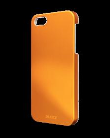 Etui do iPhone 5 Leitz Wow Complete pomarańczowe metaliczne