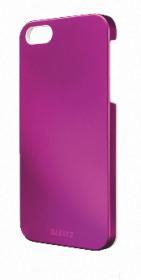 Etui do iPhone 5 Leitz Wow Complete różowe metaliczne