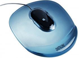 Podkładka żelowa pod mysz Esselte, 200x20x230mm, niebieski