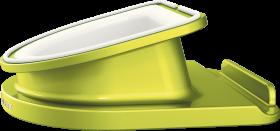 Podstawka obrotowa Leitz Complete Wow, pod iPad/tablet, zielony