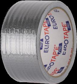 Taśma naprawcza Dalpo, Euro-Tape, 48mm x 10m, srebrny