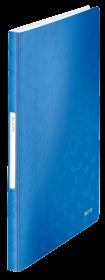 Album ofertowy Leitz Wow, A4, 40 koszulek, metaliczny niebieski