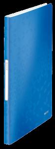 Album ofertowy Leitz Wow, A4, 40 koszulek, niebieski