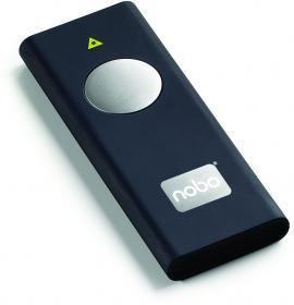 Wskaźnik laserowy Nobo P1, laser czerwony, obudowa czarny