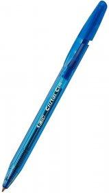 Długopis automatyczny Bic, Cristal Clic, 0.32mm, niebieski