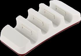 Półka magnetyczna na markery 2x3 Ergo, biały