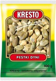 Pestki dyni Kresto, 100g