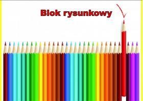 Blok rysunkowy Interdruk Economy, A3, 20 kartek, biały