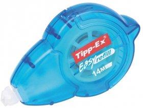 Korektor w taśmie z wymienną kasetą Tipp-Ex, Easy Refill, 5mmx14m