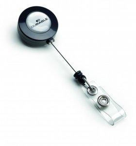 Mechanizm ściągający Durable, do identyfikatorów, 10 sztuk