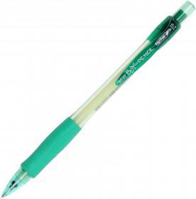 Ołówek automatyczny Rystor Boy-Pencil, 0.7mm, z gumką, zielony