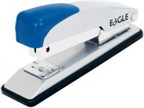 Zszywacz Eagle 205, do 20 kartek, niebieski