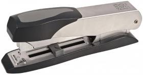 Zszywacz Sax 150, do 45 kartek, czarno-srebrny