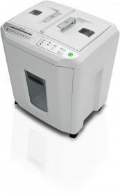 Niszczarka Ideal Shredcat 8280 CC, 6/150 kartek, P-4/T-4/E-3/F-1/O-1 DIN, biały
