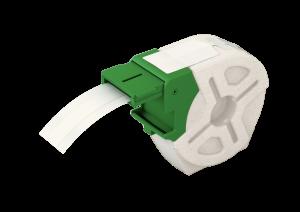 Kaseta z plastikową samoprzylepną taśmą do drukowania etykiet Leitz Icon, 12 mm, biały