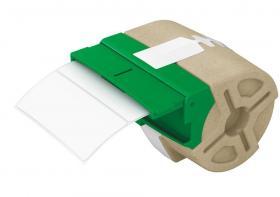 Kaseta z papierową samoprzylepną taśmą do drukowania etykiet Leitz Icon, 12mm x 22m, biały