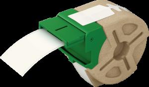 Kaseta z papierową samoprzylepną taśmą do drukowania etykiet Leitz Icon, 39 mm, biały