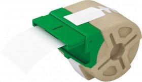 Kaseta z kartonową taśmą do drukowania etykiet Leitz Icon, 57 mm, biały
