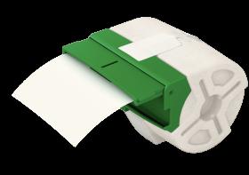 Kaseta z papierową samoprzylepną taśmą do drukowania etykiet Leitz Icon, 91 mm, biały