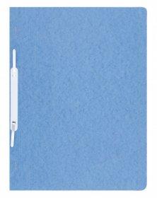 Skoroszyt kartonowy bez oczek Donau A4, do 200 kartek, 390 g/m2, niebieski