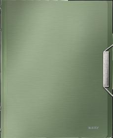 Teczka segregująca Leitz Style, A4, 12 przekładek, seledynowy