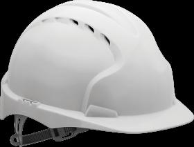 Kask ochronny JSP Evo2, biały