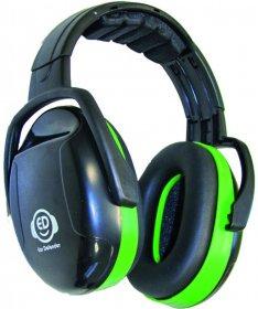 Nauszniki ED, 1H, 26 dB, zielony