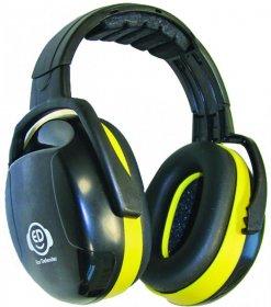 Nauszniki ED, 2H, 30 dB, żółty