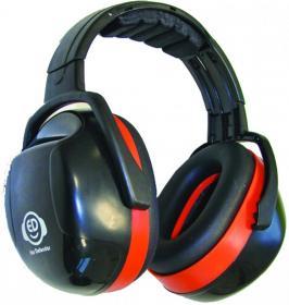 Nauszniki ED, 3H, 33 dB, czerwony