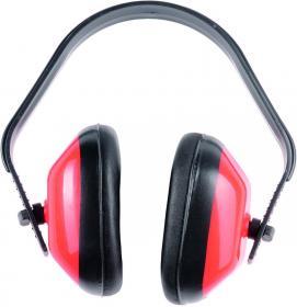 Nauszniki Fridrich&Fridrich EarFlap, 27dB, czerwony