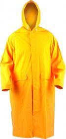 Płaszcz przeciwdeszczowy Fridrich&Fridrich RainMan, rozmiar L, żółty