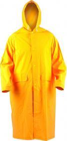 Płaszcz przeciwdeszczowy Fridrich&Fridrich RainMan, rozmiar XXXL, żółty