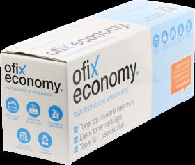 Toner Ofix Economy (CB541A), 1400 stron, cyan (błękitny)