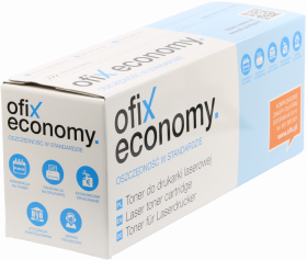 Toner Ofix Economy CB543A, 1400 stron, magenta (purpurowy)