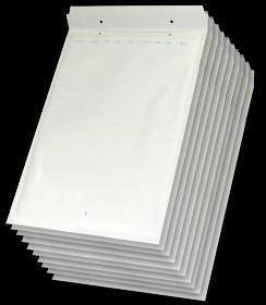 Koperta bąbelkowa NC, I/19, 320x455mm, 10 sztuk, biały