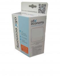 Tusz Ofix Economy, 51645A, 50ml, czarny