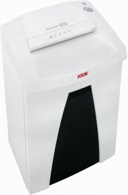 Niszczarka HSM Securio B22 pasek 5.8mm, 19 kartek, P-2/T-2/E-2/O-2 DIN 66399, biały