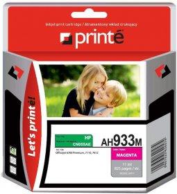 Tusz Printe AH933M (CN055AE), 825 stron, magenta (purpurowy)