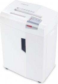 Niszczarka HSM Shredstar X13, 13 kartek, P-4/O-1/T-4/E-3/F-1 DIN 66399, biały