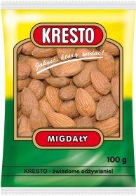 Migdały Kresto, 100g