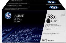 Toner HP 53X (Q7553XD), 2 sztuki, 2x7000 stron, black (czarny)