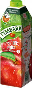 Sok jabłkowy Tymbark, karton, 1l