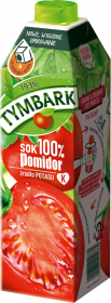 Sok pomidor Tymbark, karton, 1l