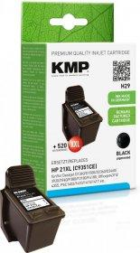 Tusz KMP H29, 21XL (C9351AE), 19ml, black (czarny)
