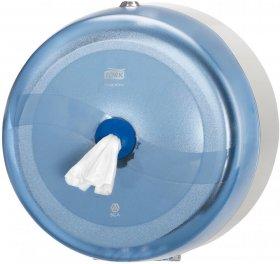 Dozownik do papieru toaletowego w roli Tork, SmartOne T8, niebieski